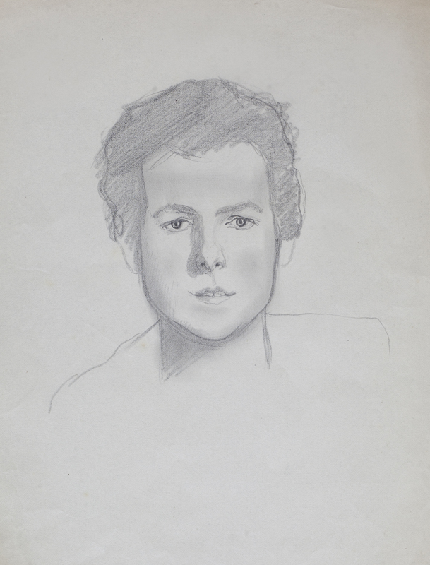 Sketch of a Young Person
