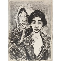 Peasant Women (Two Gypsy Women)