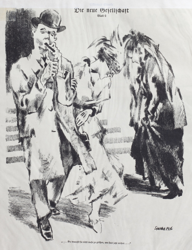 The New Society: Plate 6