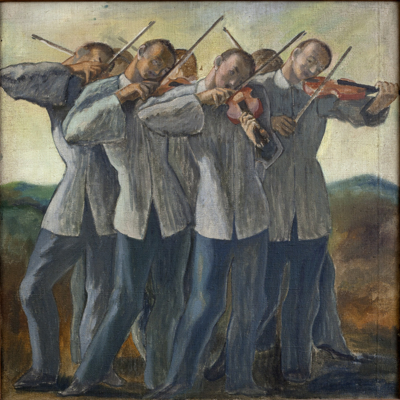 The Violinists