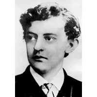 Ernst Barlach as a young man