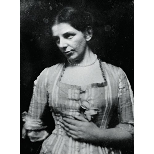 Paula Modersohn-Becker in 1905
