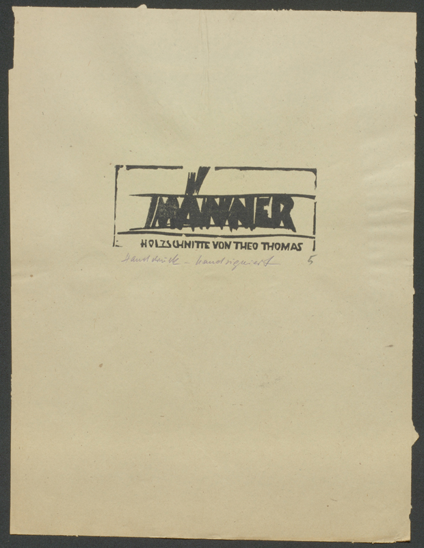 Manner Title Page