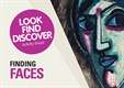 Activity Sheet - Look and Discover (Finding Faces)