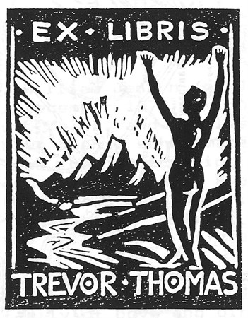 Trevor Thomas Bookplate