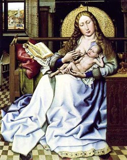 003 Virgin Robert Campin